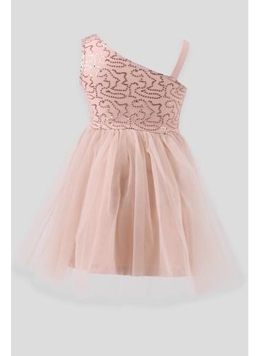 Breeze Elbise Bej